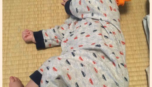 生後10ヶ月(修正月齢8ヶ月の)の発達